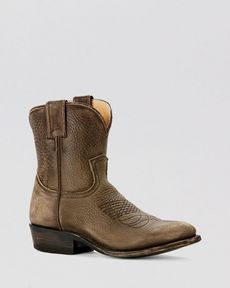 Frye Boots - Billy Short