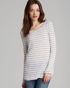 Splendid Tee - Glen Valley Stripe