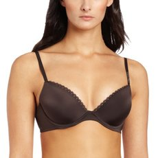 Calvin Klein Women's Seductive Comfort Customized Lift Bra w/ lace trim
