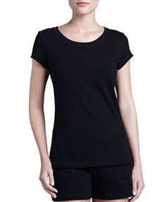 Khloe Cap-Sleeve Top   Khloe Cap-Sleeve Top