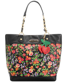 Betsey Johnson Macy's Exclusive Tote
