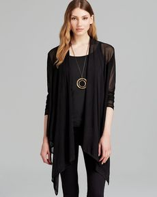 Eileen Fisher Wrap Cardigan