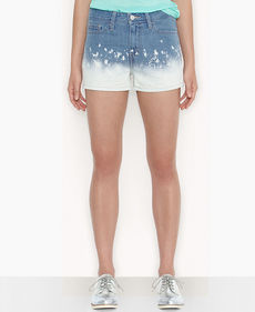 Levi's® Juniors' Summer-Splash-Wash Shorts
