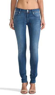 Hudson Jeans Collin Skinny in Tribute