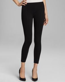 HUE Sleek Ponte Skimmer Leggings