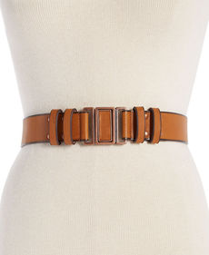 Steve Madden Interlock Stretch Belt