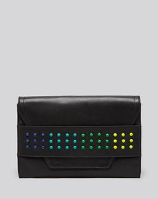 MILLY Clutch - Color Digital Dot
