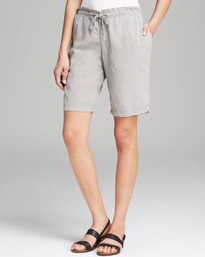 James Perse Shorts - Paper Bag Gauze