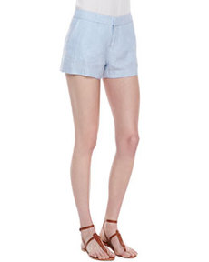 Merci Linen Shorts   Merci Linen Shorts