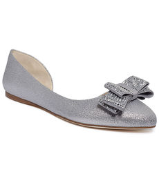 INC International Concepts Celya Bow Flats