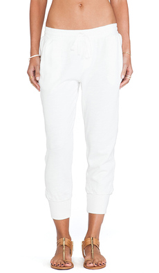 Soft Joie Rayo Sweatpants in Ivory