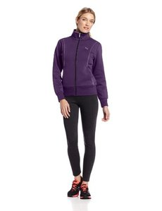 PUMA Women's Sweat Track Jacket Giftable