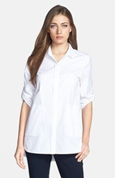 Lafayette 148 New York 'Alma - Excursion Stretch' Blouse