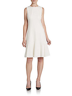 Calvin Klein Flared Princess Dress