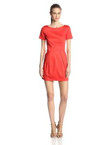 French Connection Women's Richie Short-Sleeve Dress