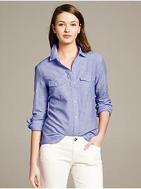 Soft-Wash Utility Shirt