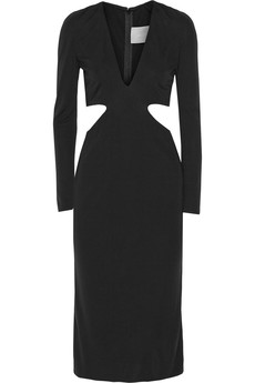 Jason Wu Cutout jersey dress