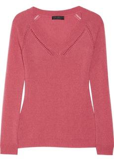 Burberry Prorsum Fine-knit cashmere sweater