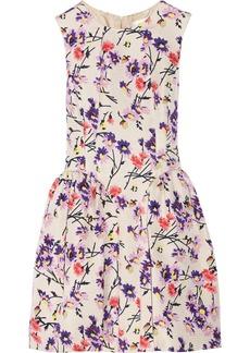 Jill Stuart Vilma floral-print cloqué dress
