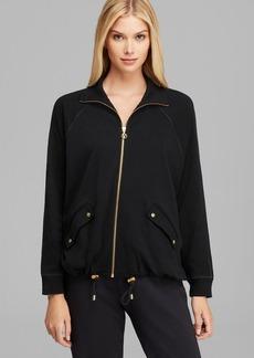 Joan Vass Batwing Jacket