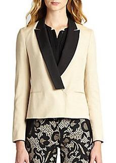 Diane von Furstenberg Arnette Tuxedo Jacket