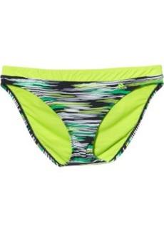 Adidas Beach Linear Movement Hipster Bikini Bottom - Women's
