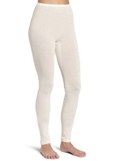 Hanro Women's Woolen Silk Leggings