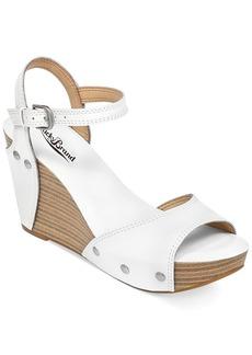 Lucky Brand Women's Marshaa Platform Wedge Sandals