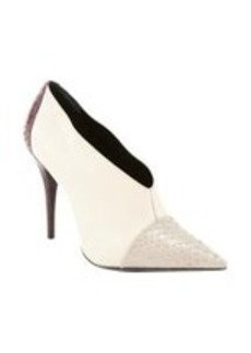 Narciso Rodriguez Python High-Throat Pumps