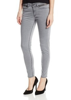 Calvin Klein Jeans Women's Zip Pocket Mid Rise Ankle Skinny Jean