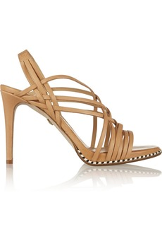 Diane von Furstenberg Sandy leather sandals