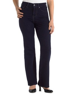 Levi's Petite Jeans, 512 Perfectly Slimming High-Rise Bootcut, Dark Soul Wash