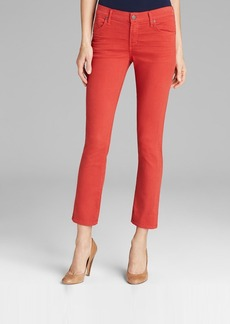 Citizens of Humanity Jeans - Phoebe Crop in Red Line