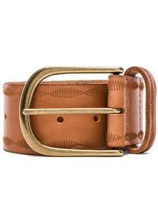 Linea Pelle Jean Belt in Cognac