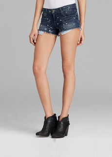 Paige Denim Shorts - Echo Park in Corrosion