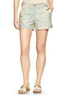 Sunkissed printed shorts