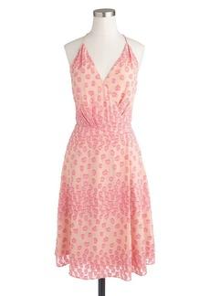 Scattered floral dress