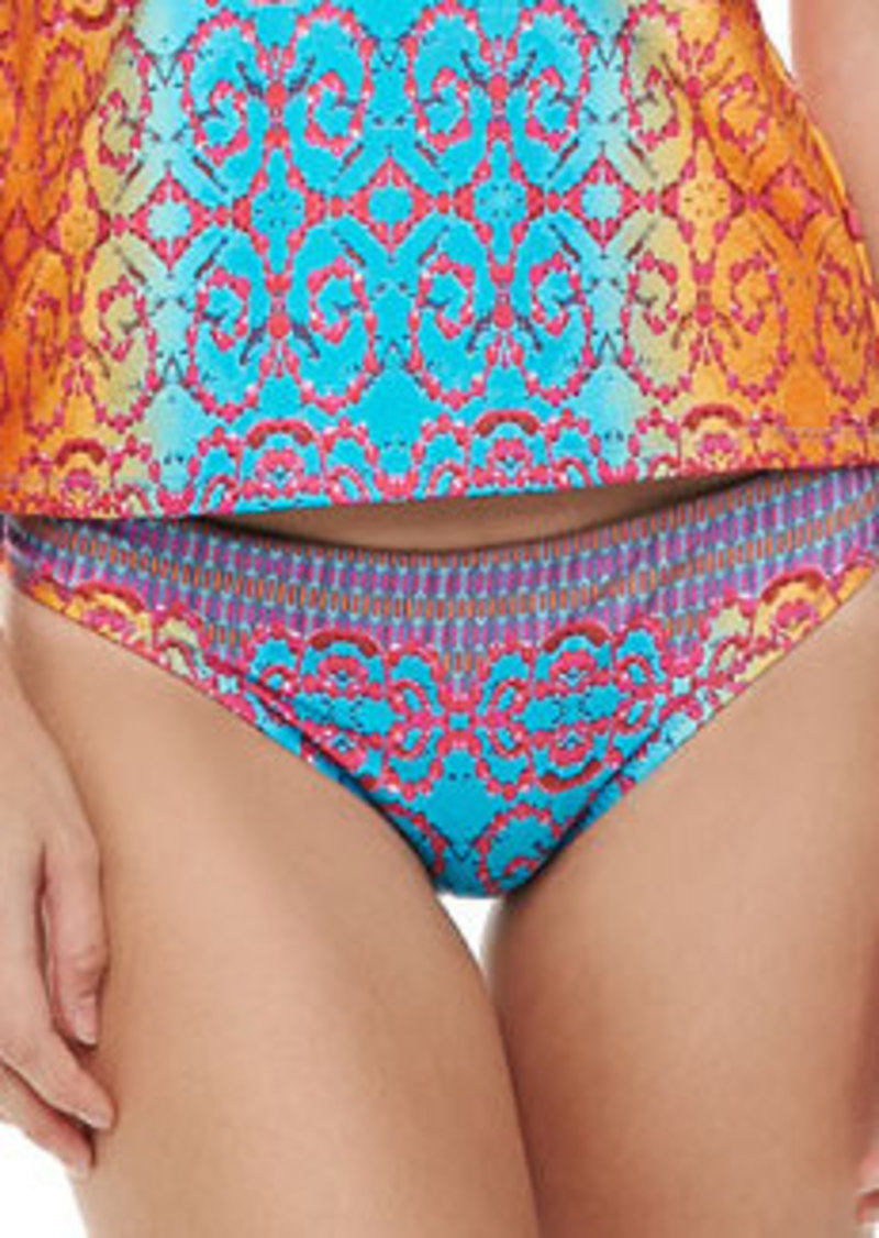 Nanette Lepore Charmer Printed Swim Bottom