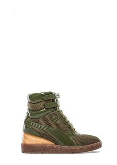 Puma by Mihara MY-77 D2 Sneakers in Green