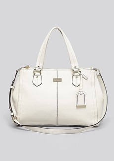 Cole Haan Satchel - Village Double Zip
