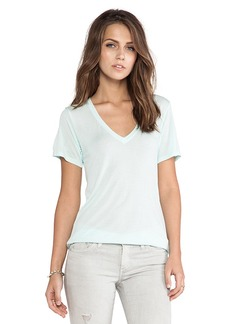 AG Adriano Goldschmied Wren Tee in Mint