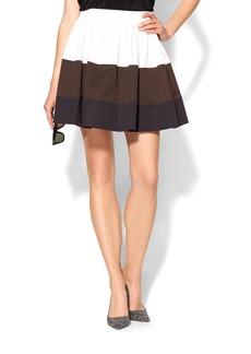 Kate Spade New York Color Block Coreen Skirt