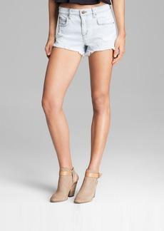 Joe's Jeans Shorts - High Rise Cutoff in Luna