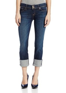 Hudson Jeans Women's Ginny Denim Crop In Stella Jeans