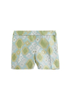 Collection geo brocade short