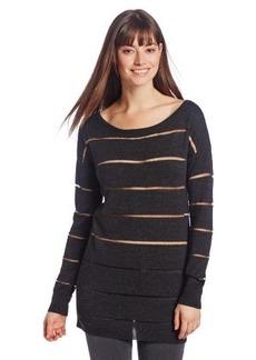 Calvin Klein Jeans Women's Lurex Stripe Tunic