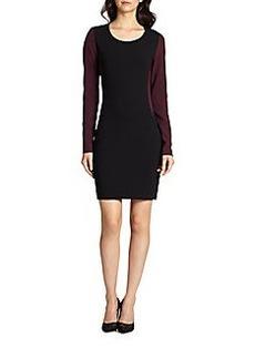 Diane von Furstenberg Octavia Crepe Dress