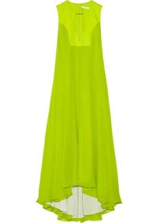 Diane von Furstenberg Starr silk-chiffon dress
