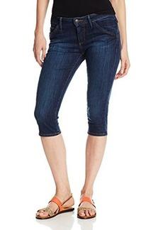 True Religion Women's Tawny Skinny Crop Jean In Brisk Walk