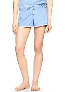 Reverse jersey shorts